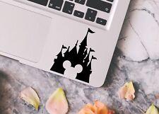 Disney Mickey Mouse Castle Macbook Laptop Car Wall Vinyl Sticker 35