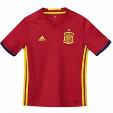 Maillot enfant ESPAGNE Domicile UEFA 2016 Rouge AA0850