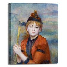 Renoir escursionista design quadro stampa tela dipinto telaio arredo casa