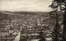 Elsterberg, Panorama