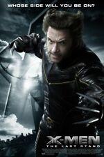 X-Men The Last Stand 8x10 11x17 16x20 24x36 27x40 Movie Poster Hugh Jackman A