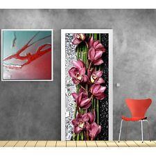Stickers door Orchids 784