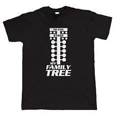 Mon arbre généalogique Drag Racing T-Shirt-JDM Muscle Voiture cadeau pour lui