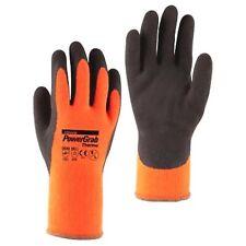 3 Paar TOWA POWER GRAB THERMO Handschuhe Arbeitshandschuhe Winterhandschuhe