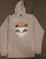Gray Oklahoma State Cowboys Hoodie --- New w/ Tags