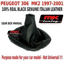 PEUGEOT 306 MK2 1997-01 ESTATE HDI SW GLX GENUINE GEAR SHIFT GAITER GAITOR COVER