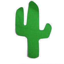 Cactus Cutouts Plastic Shapes Confetti Die Cut FREE SHIPPING