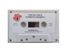 PETE RICKARD - NEW WILD TURKEYS FEEDING CASSETTE HUNTING #1321C