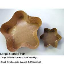 Novacart Star Paper Baking Mold