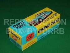 Corgi #323 Citroen DS 19 Monte Carlo - Reproduction Box by DRRB