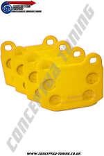 V Spec Brembo EBC Yellowstuff Rear Brake Pads- For R32 Skyline GTR RB26DETT