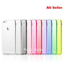 Ultra Slim Thin Cover Soft Gel TPU Case For Iphone 8 7 Plus