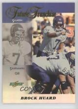 1999 Score Future Franchise #31 Brock Huard Joey Galloway Seattle Seahawks Card