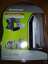Memory Stick Card Reader  USB 2.0 Hi-Speed