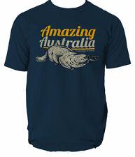 Platypus mens t shirt wildlife animal Australia S-3XL