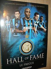 DVD N° 8 LE FRECCE FC INTER HALL OF FAME MAICON RUBEN SOSA MARTINS JAIR BIANCHI