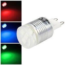 Led Stiftsockel-Lampe G9 230V 2W / G-9 mini Leuchtmittel für Effektbeleuchtung