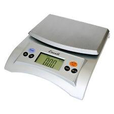 Escali Aqua Liquid Measuring Scale 11 lb/ 5 kg - A115 Silver Gray