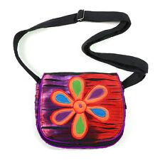 Kunst und Magie Kindertasche/Schultertasche mit bunter Blume