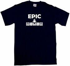 Epic DJ Table Logo Mens Tee Shirt Pick Size Color Small-6XL