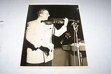 Vintage 8x10 Big Band Photo #345 - Stephen Kisley