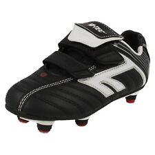 Boys Hi Tec Removable Studs Football Boots League Pro