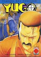 YUGO n°  6 edizione Manga ad 1€