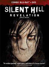 Silent Hill: Revelation (Blu-ray/DVD, 2013, Canadian)