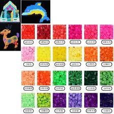 500 PCS/ Bag 5mm Hama Beads 50 Colors For Choose Kids Education DIY Toys