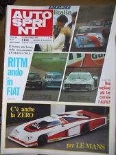 Autosprint 17 1979 Foto delle monoposto Ferrari Lotus