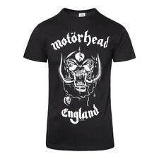 Official T Shirt MOTORHEAD Black ENGLAND Print Tee All Sizes