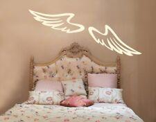 Wandtattoo Engelsflügel Engel Flügel wal114 Schlafzimmer Wohnzimmer Flur Bad