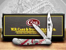 CASE XX Peppermint Corelon Peanut 1/500 Pocket Knives