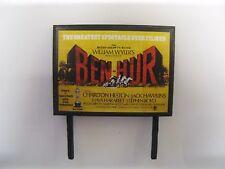 Ben-Hur - Model Railway Billboard - N & OO Gauge