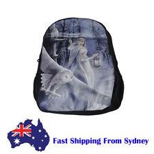 Anne Stokes Backpack Rucksack Bag Silk Lure Midnight Messenger