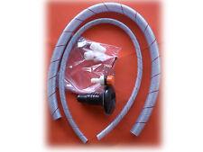 WATER TANK FILLER TUBE FIT KIT. BLACK FILLER CAP.4X4 WATER TANK. RVFTFKW