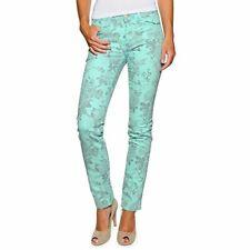 MAVI Damen Jeans Hose SOPHIE mint uptown flower Strechdenim Skinny 1070414760