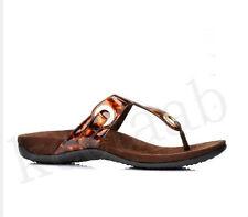 Vionic - Lana Patent Thong Sandal - Women Australian Size: 8