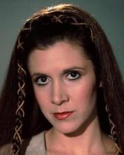 Star Wars Princess Leia Movie Poster Sc-Fi Film Canvas Wall Art Print Carrie Fis