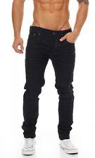 JACK & JONES - Tim JJ720 - Slim Fit - Schwarz Herren Jeans Hose