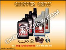 Twin Cam Harley bis '06 Motoröl Set 20W50 RevTech Inspektionskit #353 GP6,87€/L