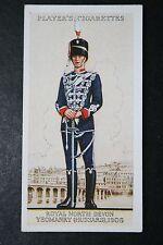 Royal North Devon Yeomanry (Hussars)      Vintage Uniform Card # VGC