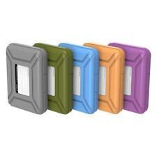 "3.5"" SATA SSD Protector Hard Drive Disk Enclosures Docks Anti-Shake Waterproof"