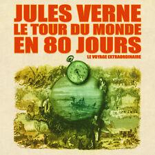 CD Jules Verne : Le Tour du monde en 80 jours