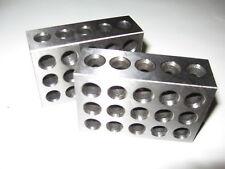 25-50-75mm precision metric block pair-new
