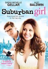 SUBURBAN GIRL, New Disc, Chris Carmack, Sarah Michelle Gellar, James Naughton, P