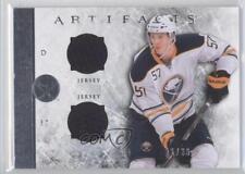 2012 Upper Deck Artifacts Horizontal Variation Jersey/Jersey 95 Tyler Myers Card