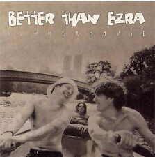 BETTER THAN EZRA Summerhouse RARE Limited Live Import CD New Sealed Original!