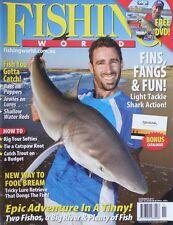 Fishing World Magazine - Nov 2010 - Fins, Fangs & Fun, Epic Adventure in a Tinny