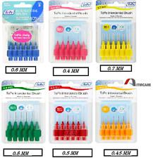TePe Interdental Brushes 6 Interdental Brushes (Choose Size)